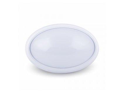 LED stropní svítidlo ovál 8W 6K (VT-8014-1265)