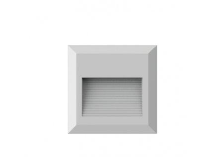 LED orientační svítidlo Q 2W 4K bílé (VT-1152-1320)