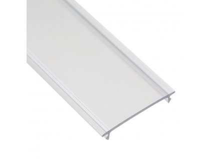 Lišta krycí klip čirá 2m PVC-N28-C (55/LED/PVC/N28/C)