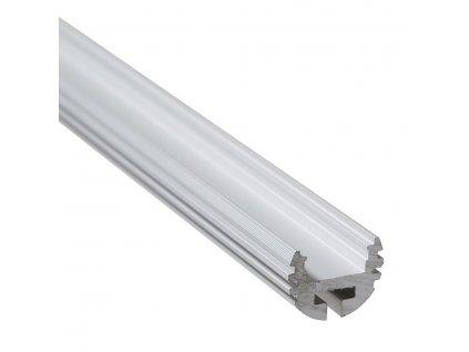"""Profil """"XC07"""" 2m stříbrný (55/LED/XC07)"""