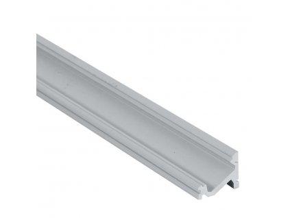 """Profil """"XC15"""" 30°/60° 2m stříbrný (55/LED/XC15)"""