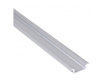 """Profil """"XC22"""" 2m stříbrný (55/LED/XC22)"""