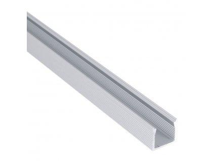 """Profil """"XC25"""" 2m stříbrný (55/LED/XC25)"""