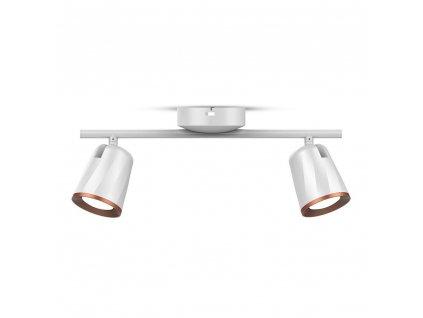 LED nástěnná lampa 2x6W 3000K (VT-812-8254)