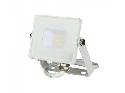 LED reflektor Slimline SAMSUNG 10W IP65 3000K (VT-10-W-427)