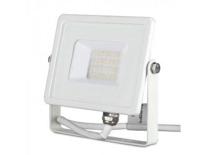 LED reflektor Slimline SAMSUNG 20W IP65 3000K (VT-20-W-442)