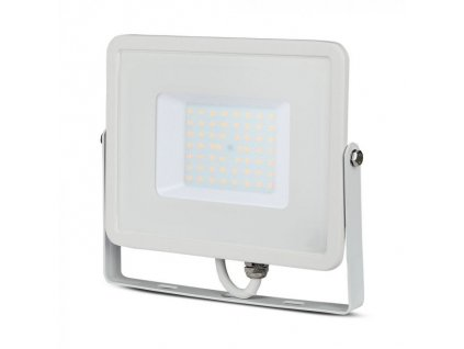 LED reflektor Slimline SAMSUNG 50W IP65 3000K (VT-50-W-409)