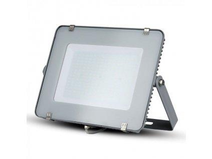 LED reflektor Slimline SAMSUNG 300W IP65 6400K šedý (VT-300-G-489)