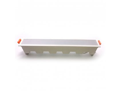 LED světlo vsazené lineární 20W 1600lm 6400K (VT-20001-6406)