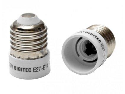 Adaptér E27 na E14 závit (33740)