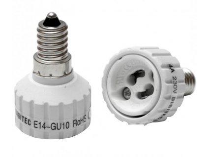 Adaptér E14 na GU10 závit (33758)