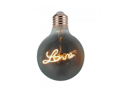 42257 led zarovka e27 5w g125 filament love 2200k vt 2205 2700
