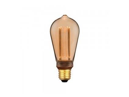 42281 led zarovka art 4w filament jantar 1800k vt 2185 7474
