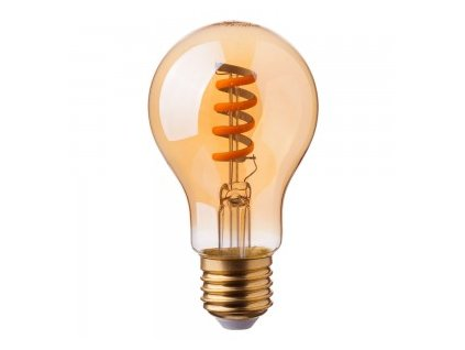 42302 led zarovka 4w e27 filament a60 2200k vt 2154 7335