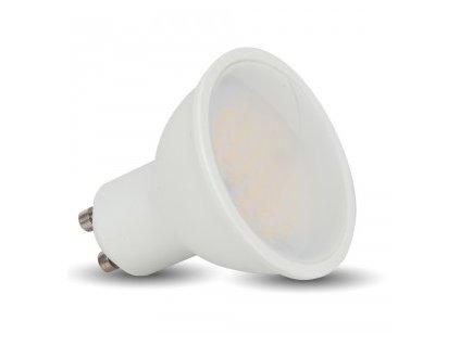 LED žárovka 3W GU10 210lm 3K mléčná (VT-1933-7126)
