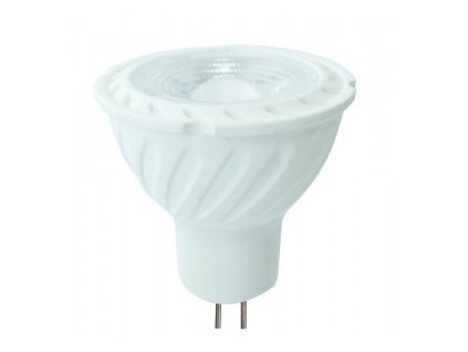 43043 led zarovka 6 5w mr16 450lm neutralni bila vt 257 205