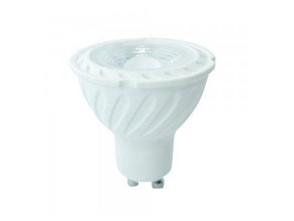 LED žárovka 6,5W GU10 480lm studená bílá (VT-247-194)