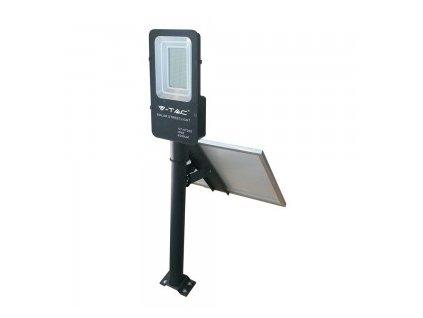 43709 led solarni poulicni lampa 4000 lm neutral vt st200 5502