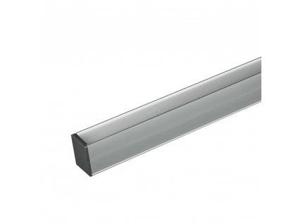 45401 led linear svitidlo 40w 120cm 6400k stribrne vt 7 41 s 603 zaruka 5 let