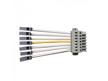 45467 napajeci konektor k linearnim svitidlum vt 4550d 1368