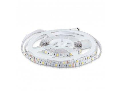 LED pásek 12V 10.8W RGB DAY WHITE (VT-5050-2552)