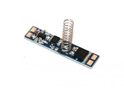 Dotykový ovladač do lišty s trvalou pamětí (100266)