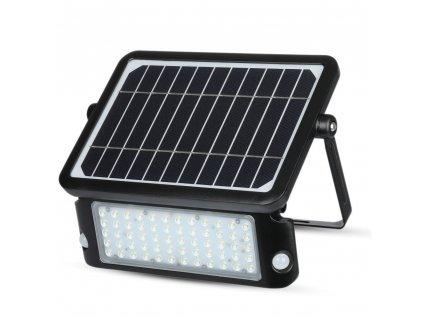 5W LED solární reflektor se senzorem (VT-787-10-8547)