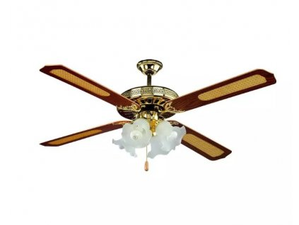 51602 lustr s ventilatorem ac motor 55w vt 6056 4 7921
