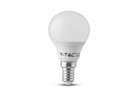 LED žárovka - 5.5W E14 P45 2700K (VT-1880-42501)