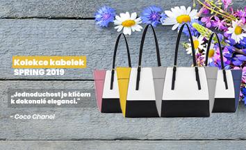 Kabelky Spring