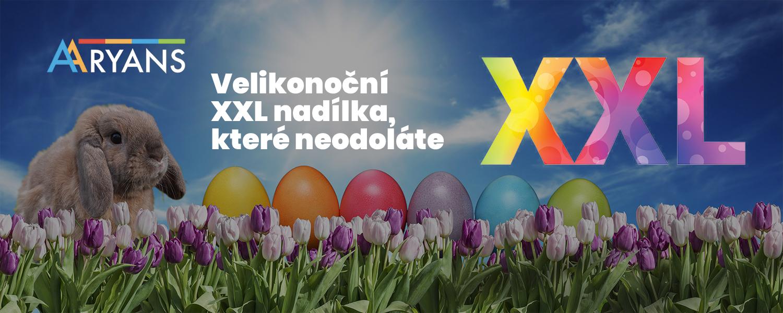 XXL Velikonoce