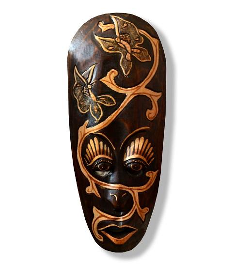 Etno masky,obrazy