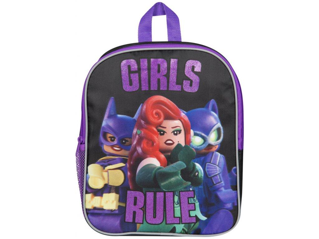 BATŮŽEK LEGO GIRLS RULE