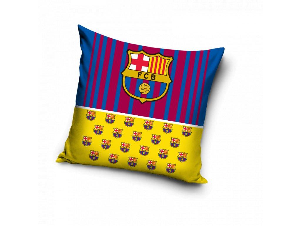 12831 polstar fc barcelona 183030 40x40 cm