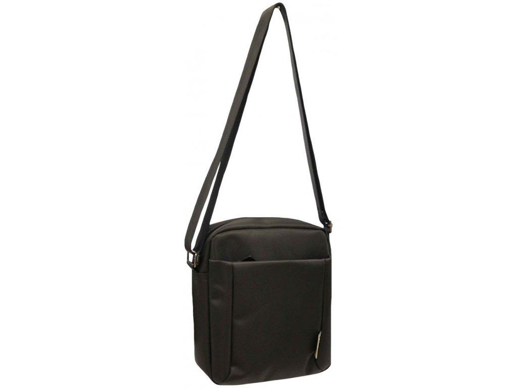 Pánská taška přes rameno JCBCB 31 ČERNÁ