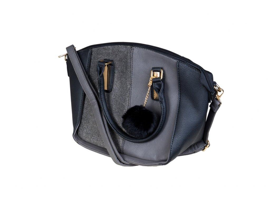 Luxusní kabelka JBFB 249 ČERNÁ