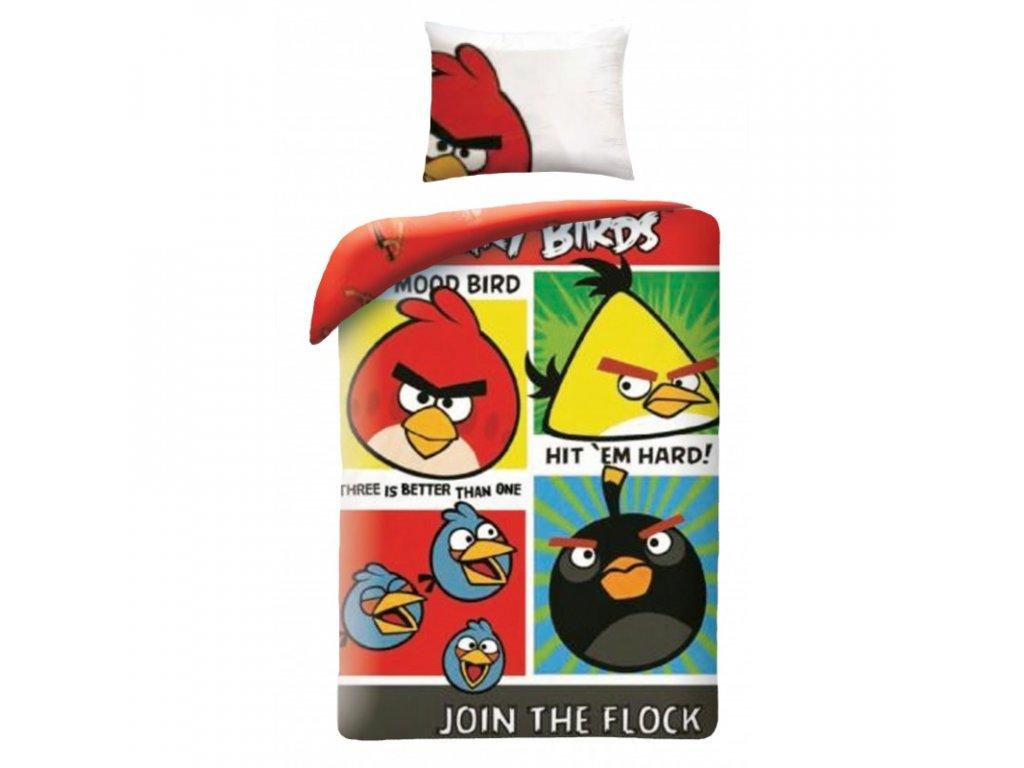 angry birds posciel 114