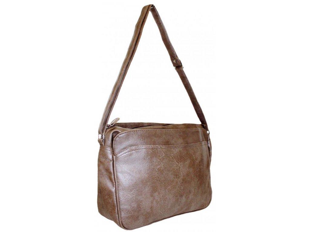Dámská taška přes rameno JBHB 2539 MINK