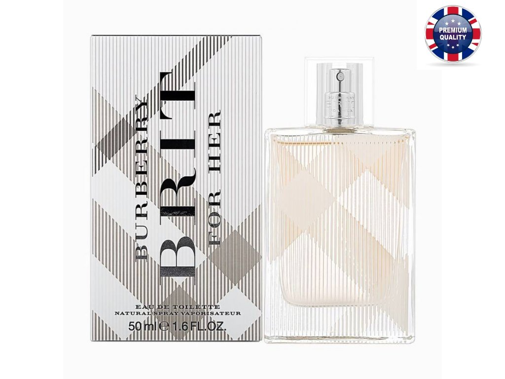 50 brit for her 50ml edt eau de toilette burberry women original imafdhhyqkhxgxxx