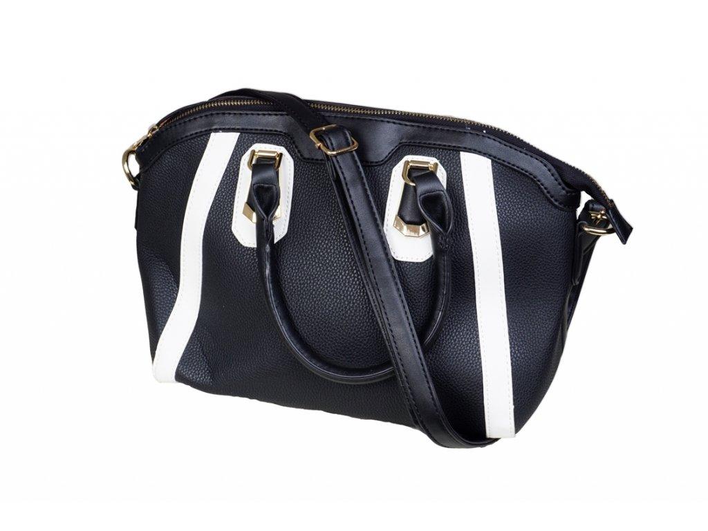 Luxusní kabelka JBFB 255 ČERNÁ