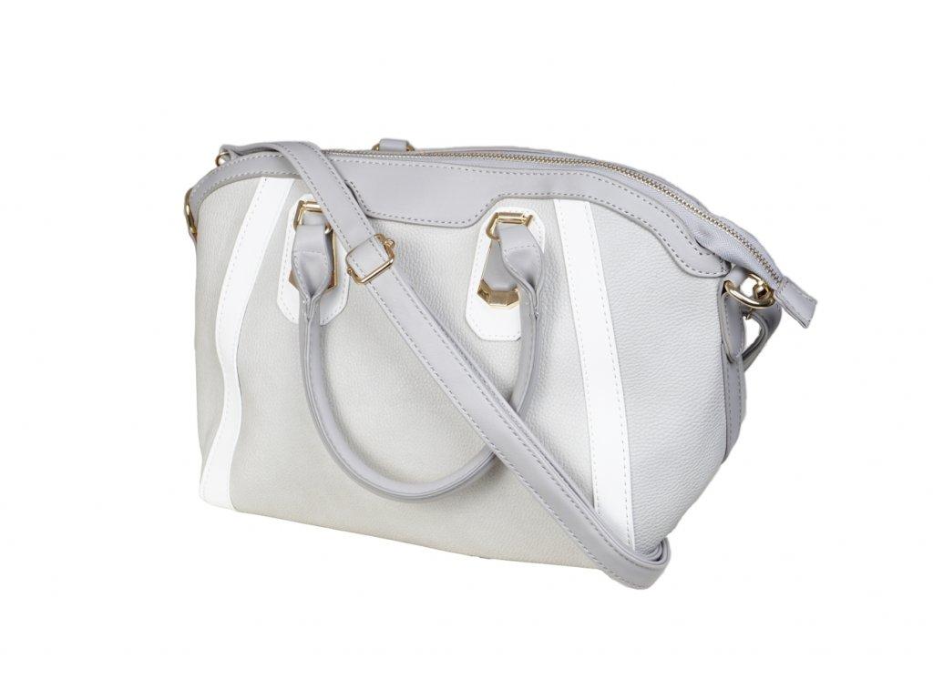 Luxusní kabelka JBFB 255 ŠEDÁ