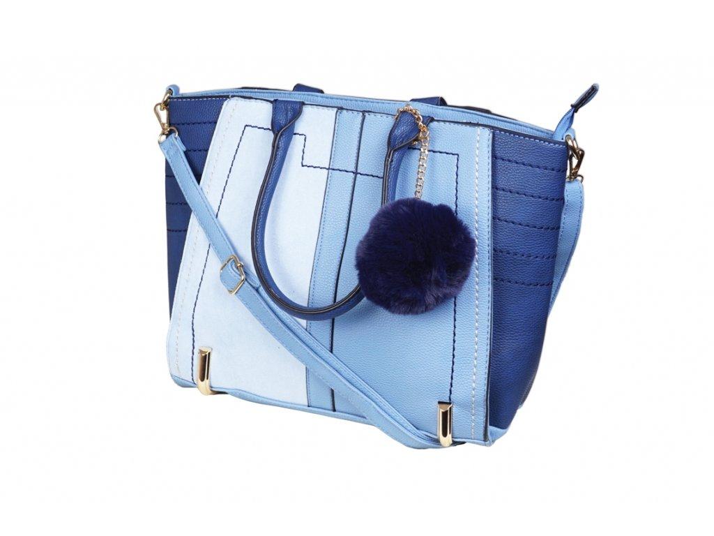 Luxusní kabelka JBFB 244 MODRÁ