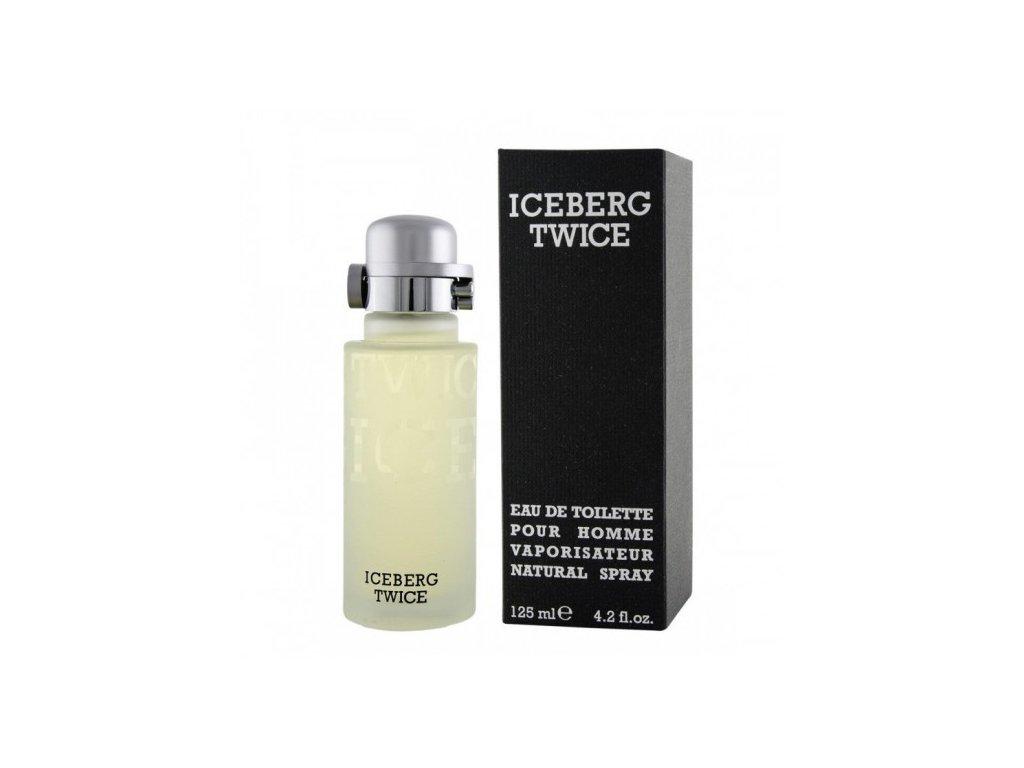 iceberg twice edt 125ml