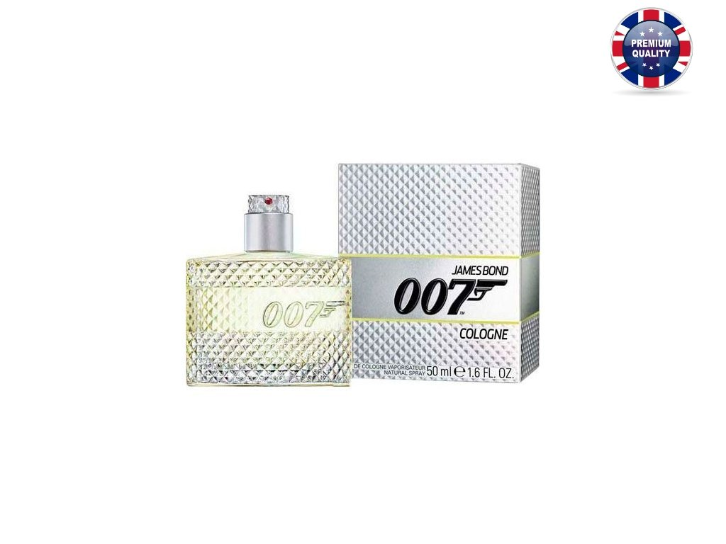16392 james bond 007 cologne kolinska voda panska 50 ml
