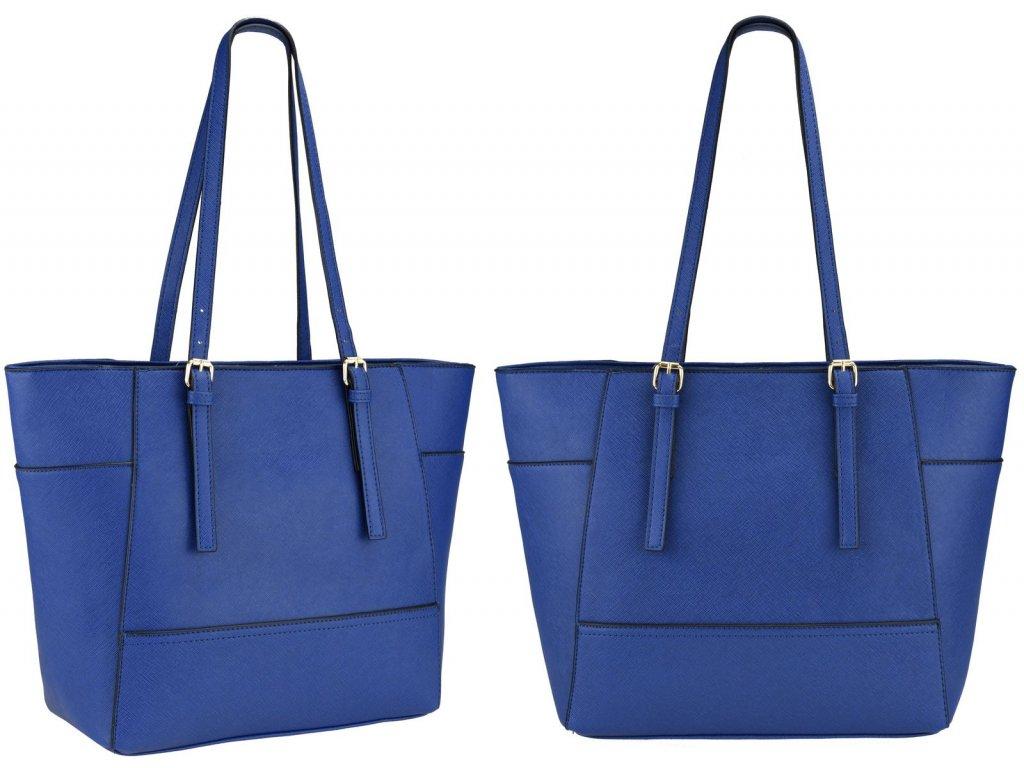 Elegantní kabelka JBFB 266SET modrá royal