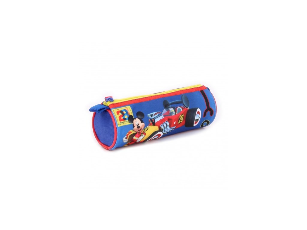 Pouzdro na tužky MICKEY MOUSE Crazy Speed