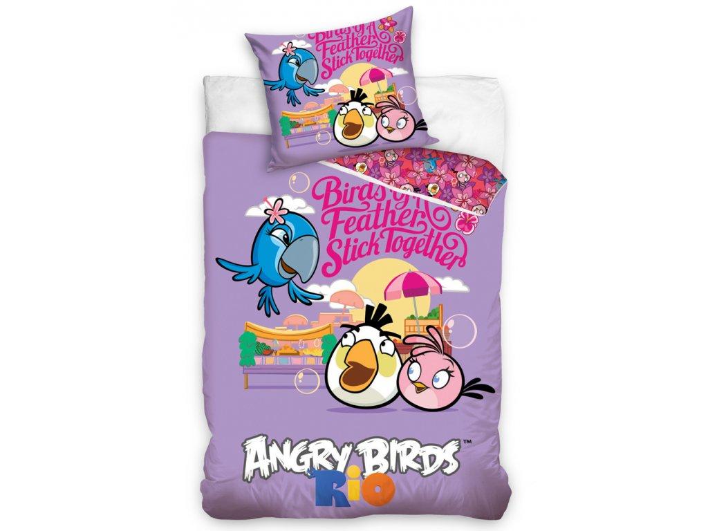 Povleceni Angry Birds Friends 8014