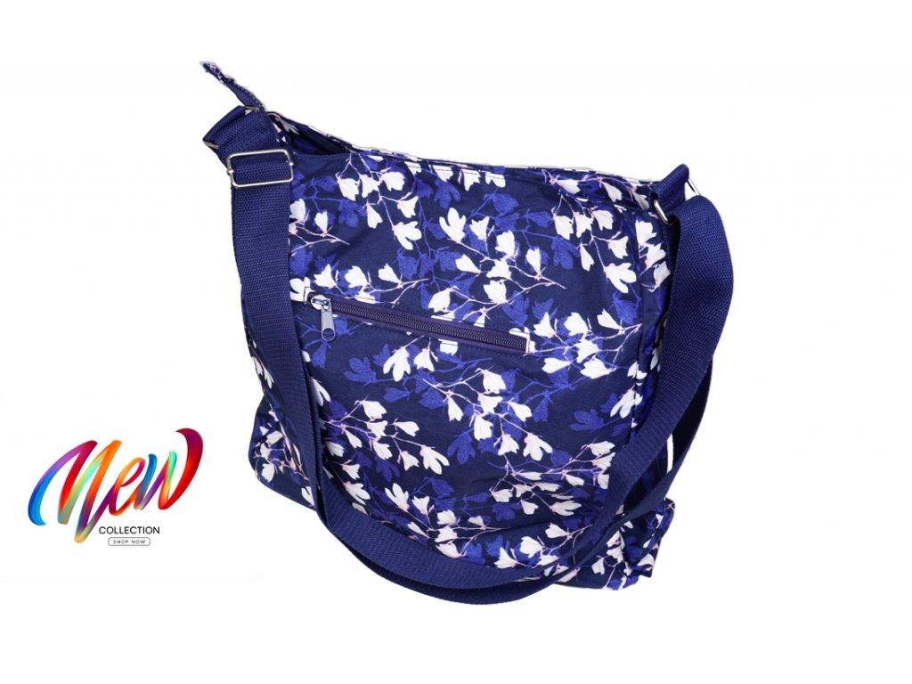 JBNHB23 4 modra bily kvet