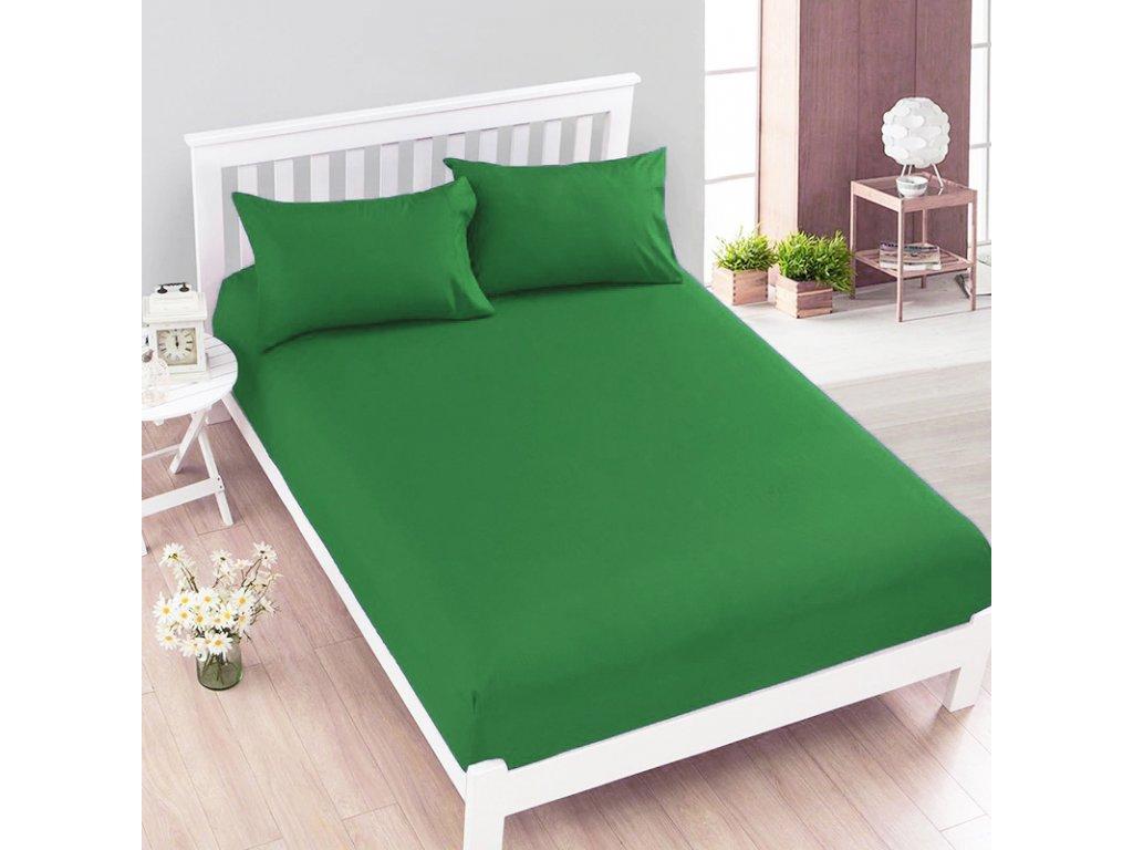 zelena tmava