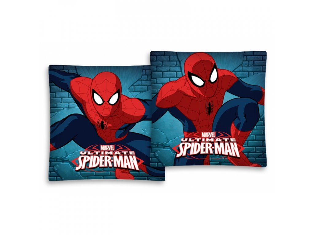 Polštář Spiderman SM05 40x40cm